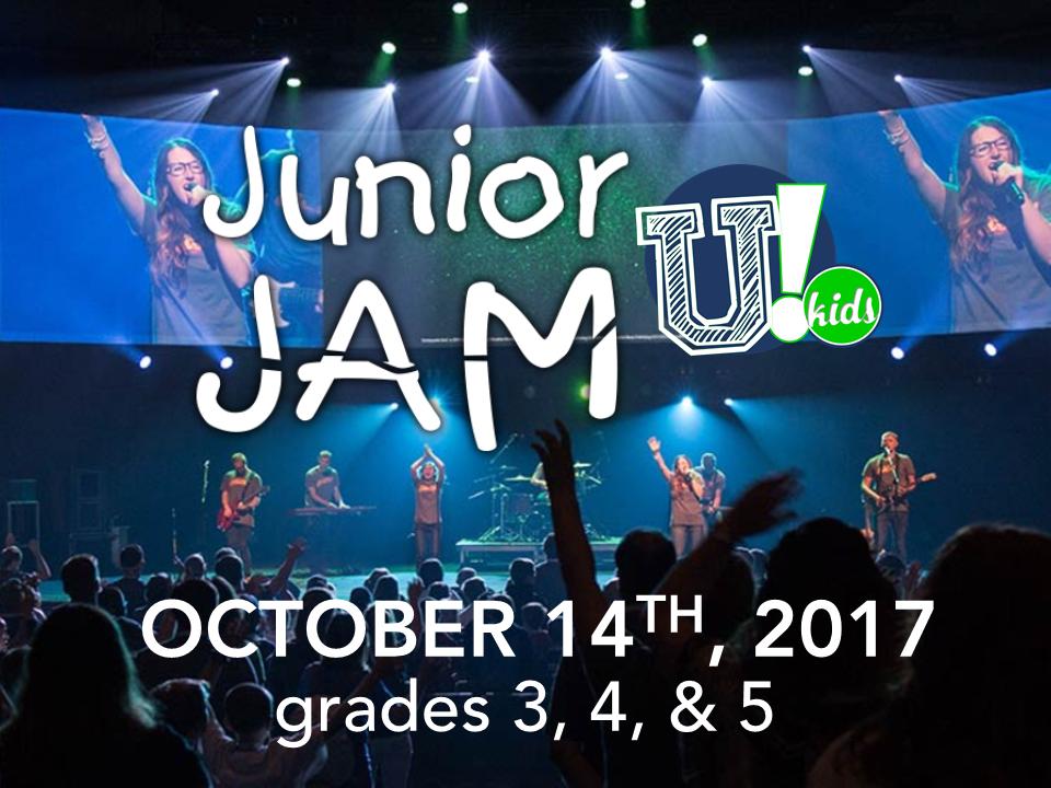 Junior jam 2017 printable