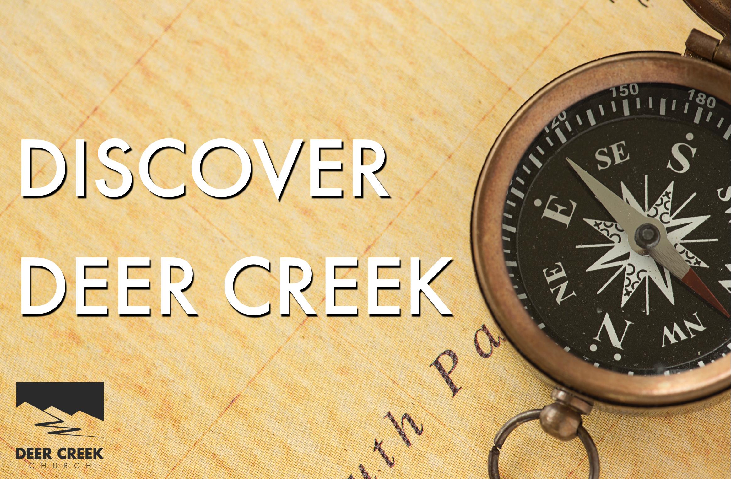 Discover deer creek