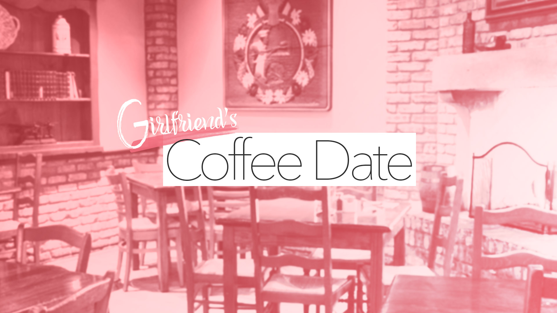 Coffee date slide