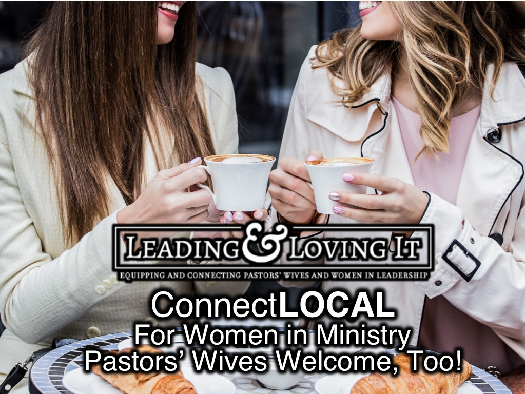 Lori s leading and loving it logo