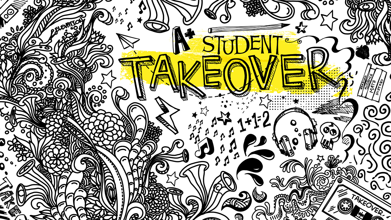 Spark   student takeover 2016