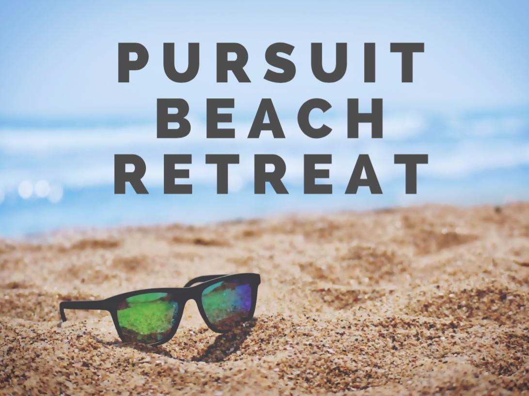 Pursuit beach retreat