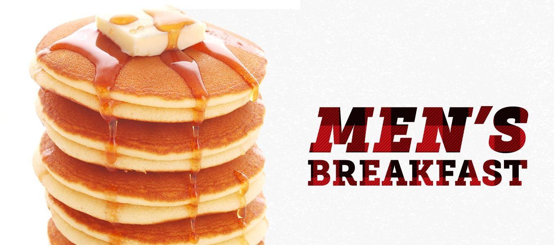 Men s breakfast background slider
