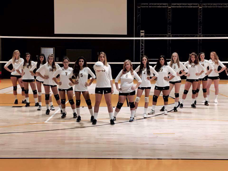 Volleyball rchs varsity  2016 17
