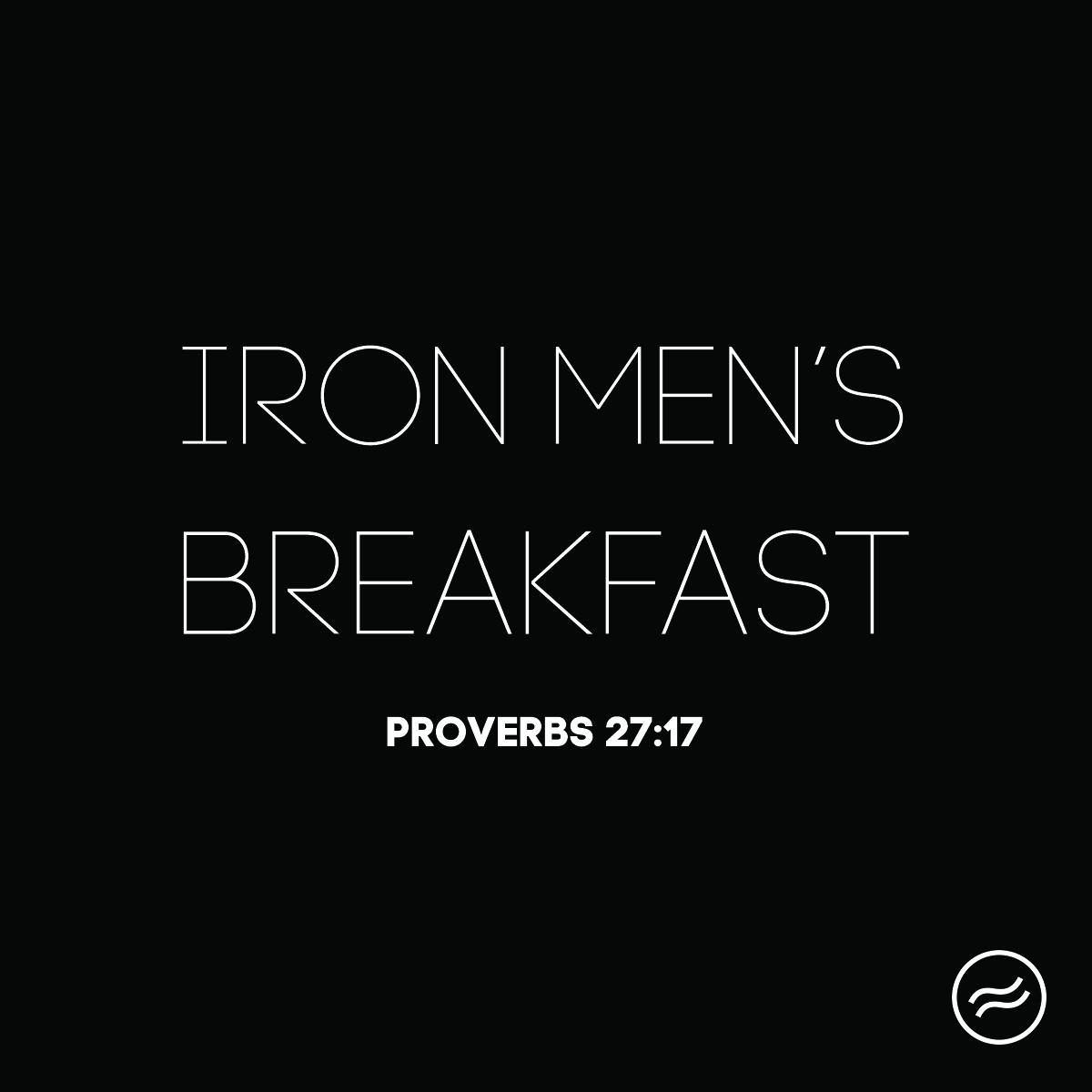 Ironmensbreakfast instagram 2015