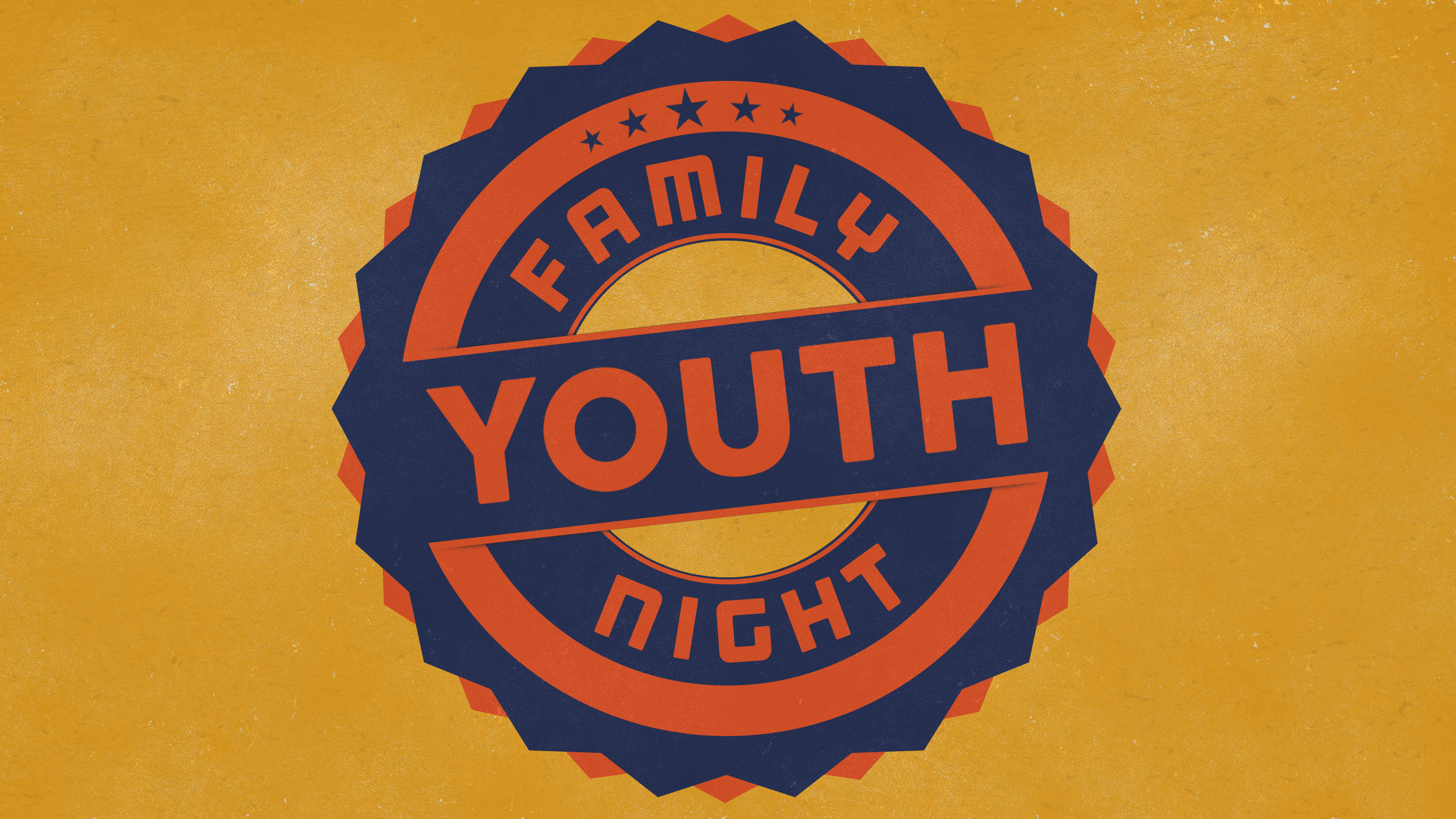 Youth family night