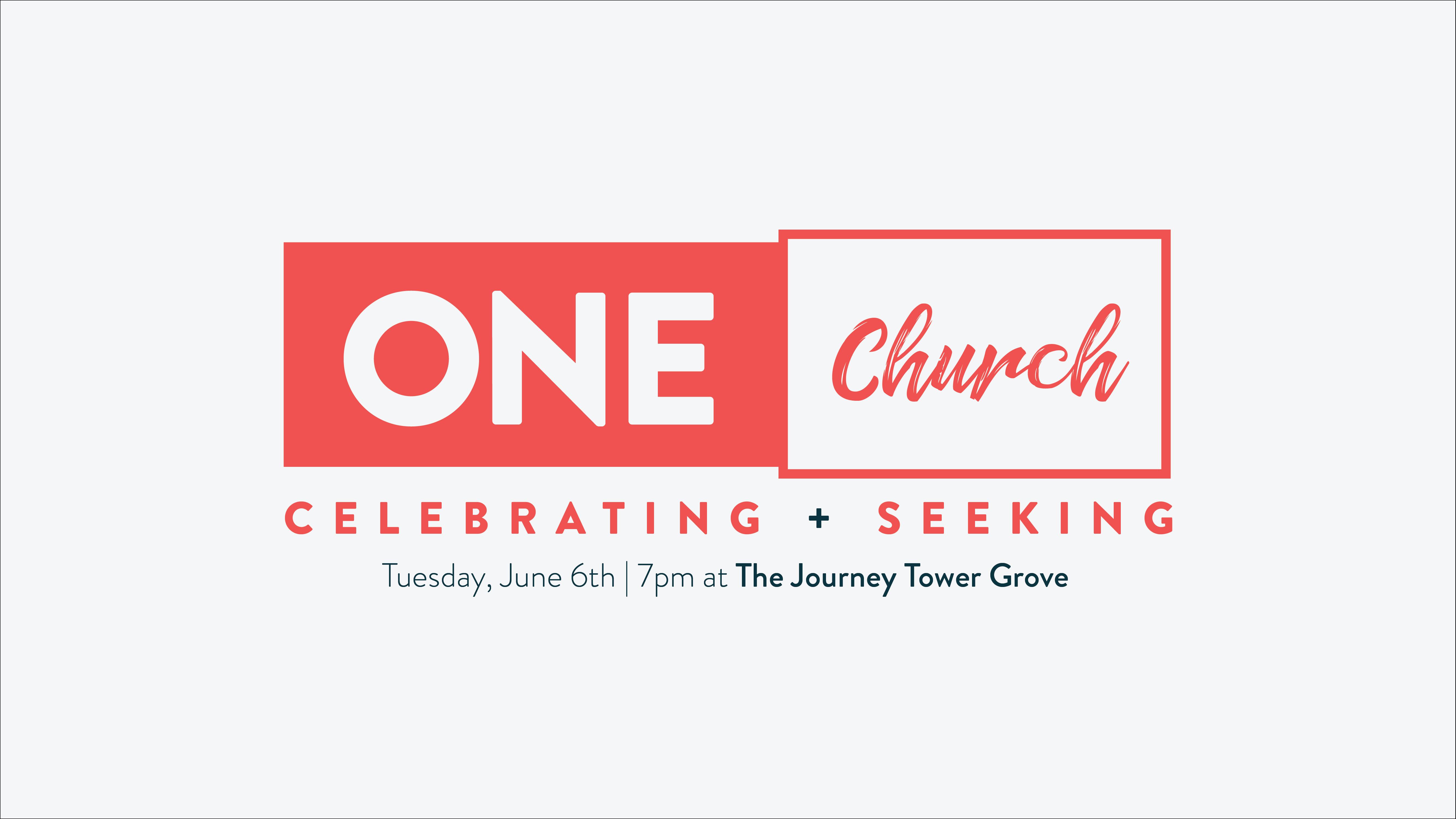 One church celebration slide 01