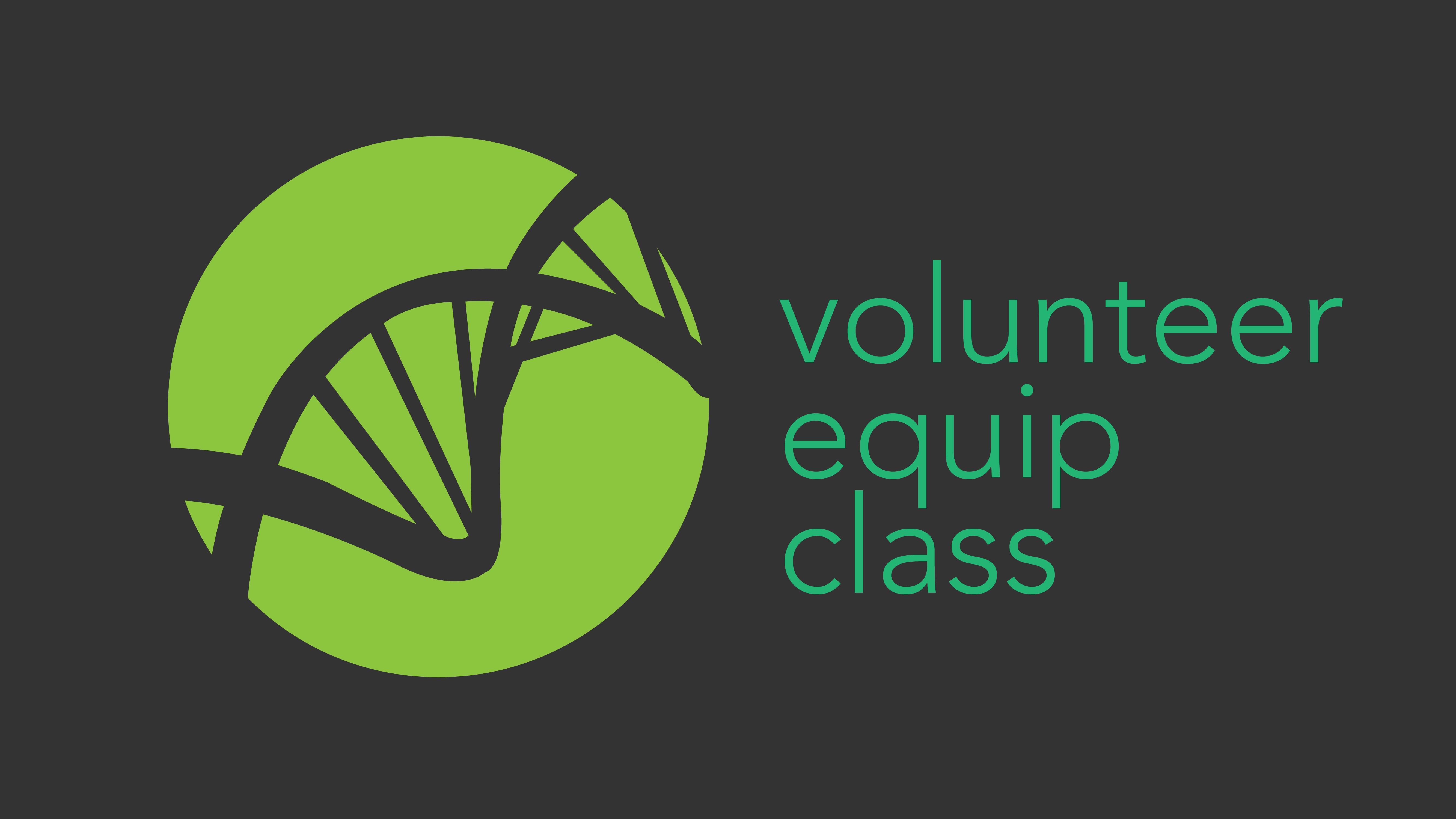 Volunteer equip class web wc 0