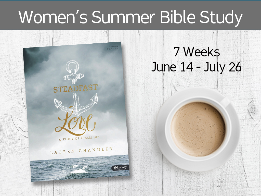 Women s summer bible study graphic