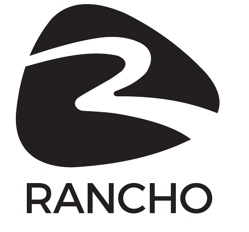 Rancho logo vertical black