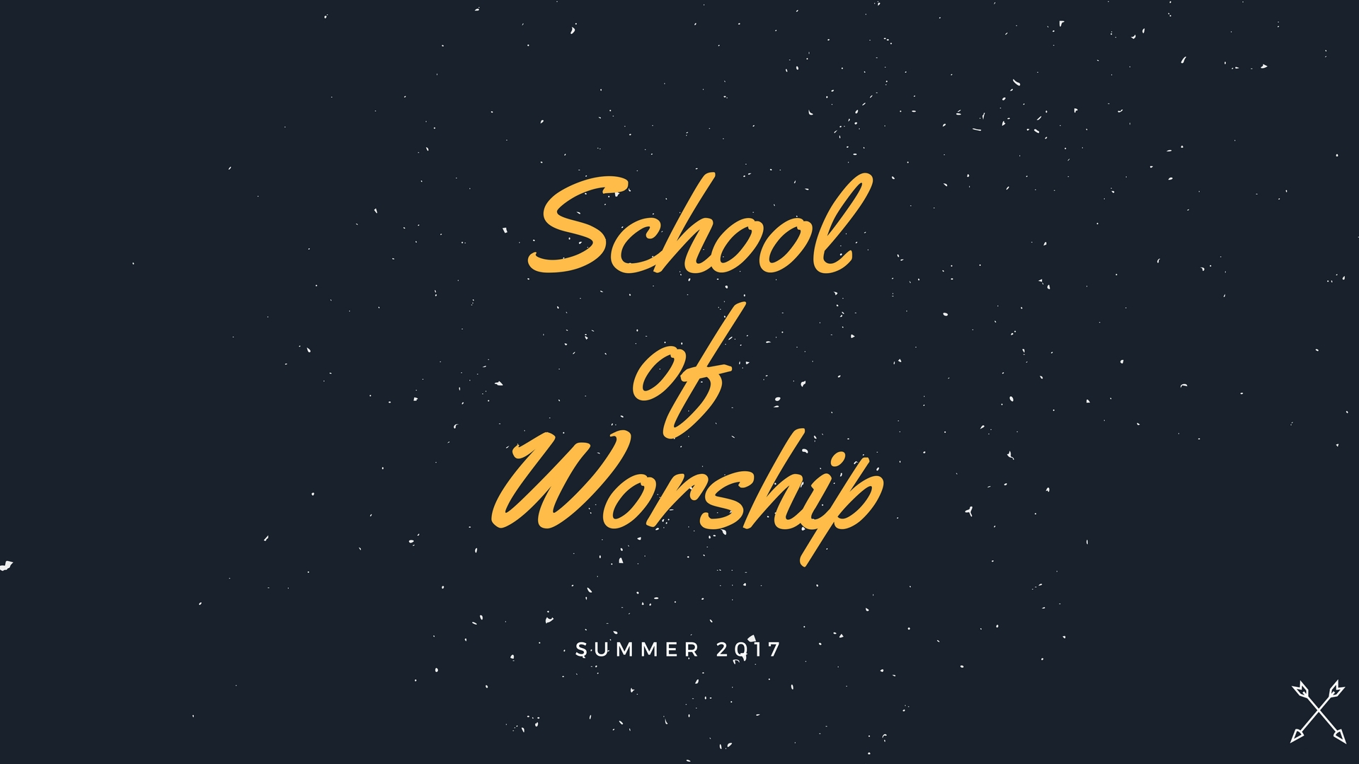 School of worship