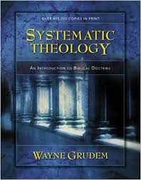 Systematic theology grudem