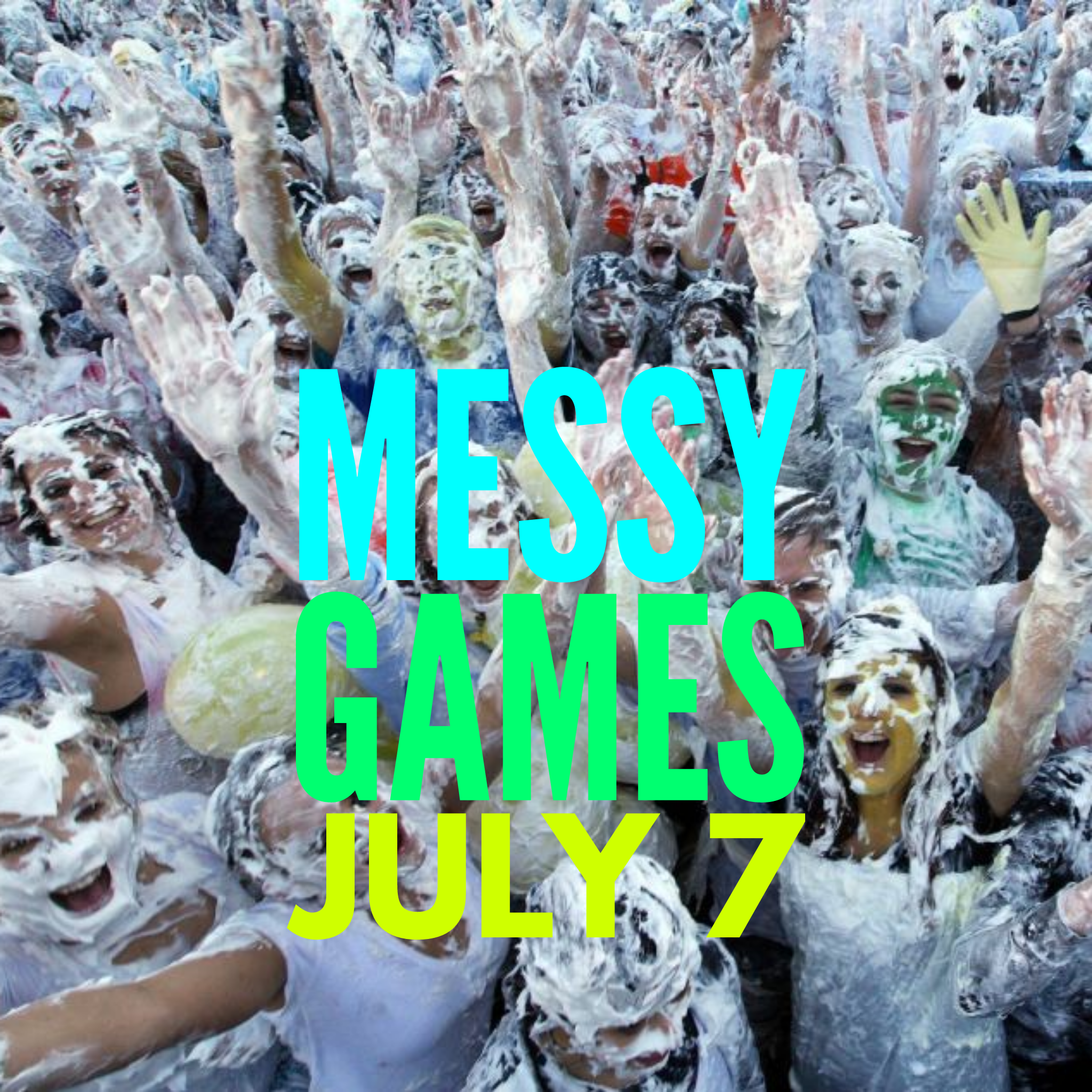 2017 messy games