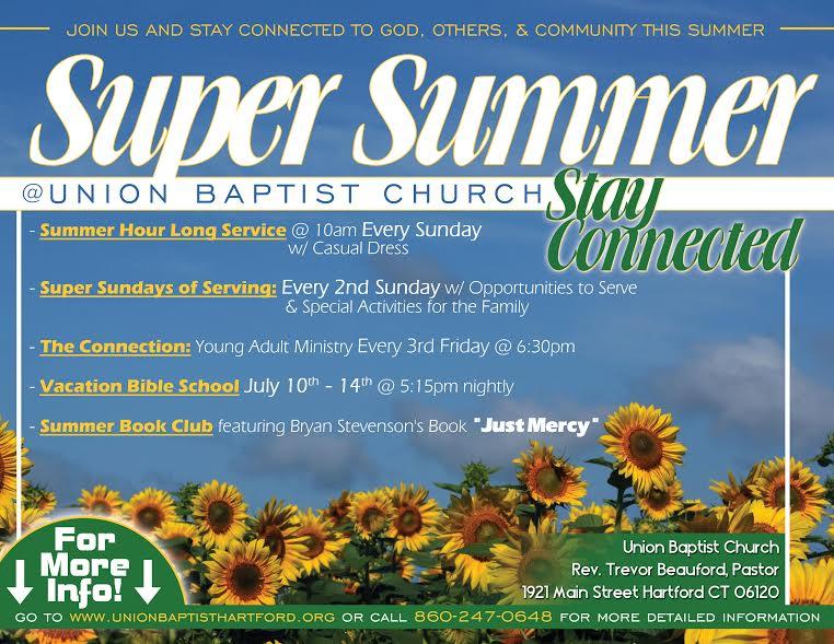 Summer front flyer