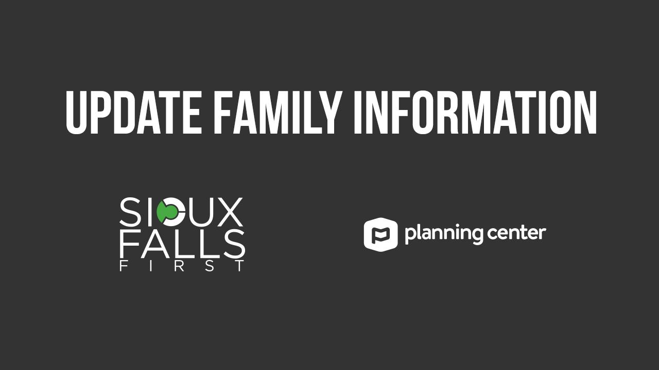 Updatefamilyinformation