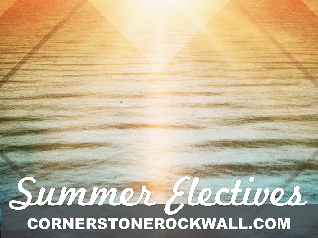 Summer electives.001