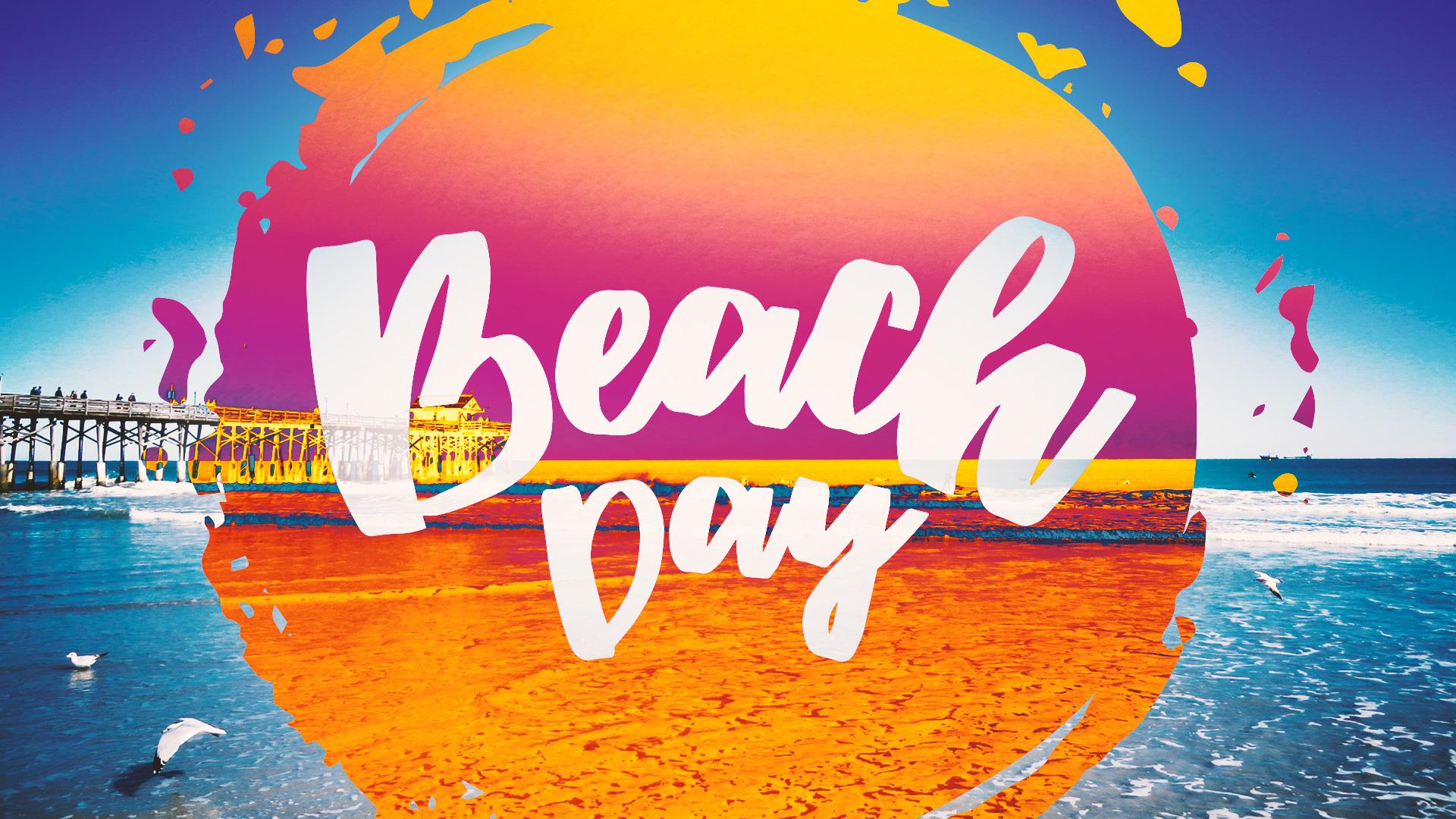 Beachday slide 1920x1080
