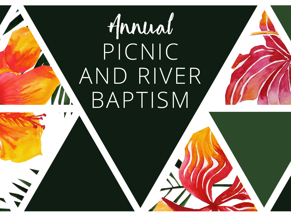 Picnic   baptism 2017 event