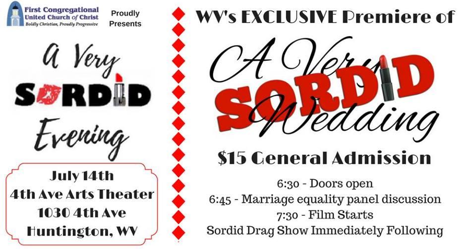 Sordid wedding