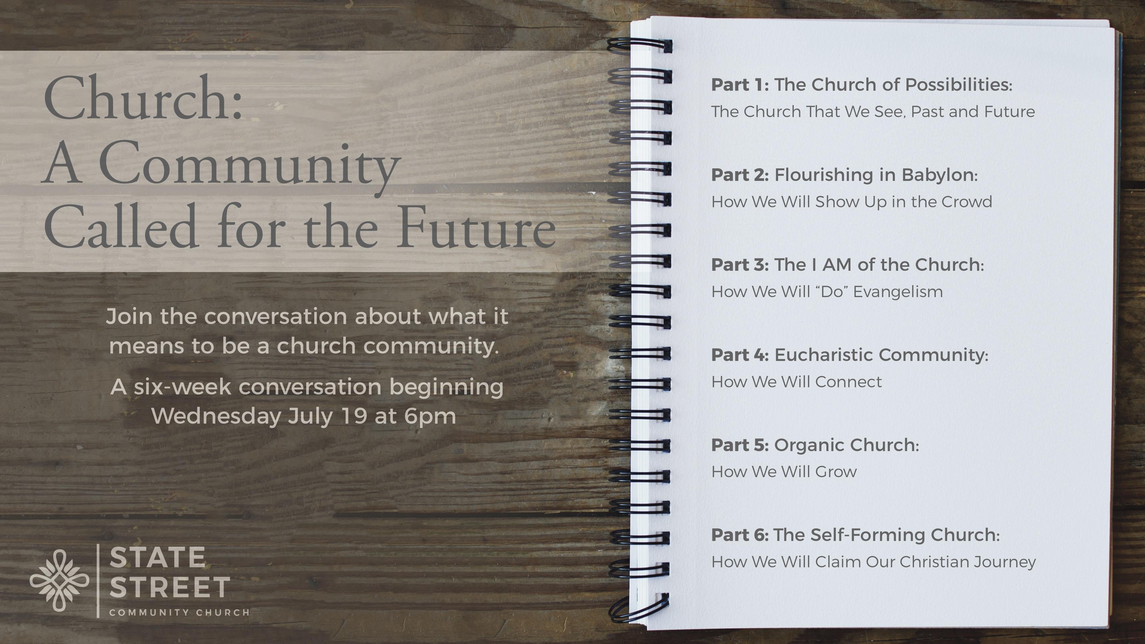 Church  a community