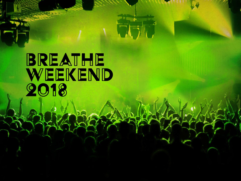 Png breathe weekend 2018
