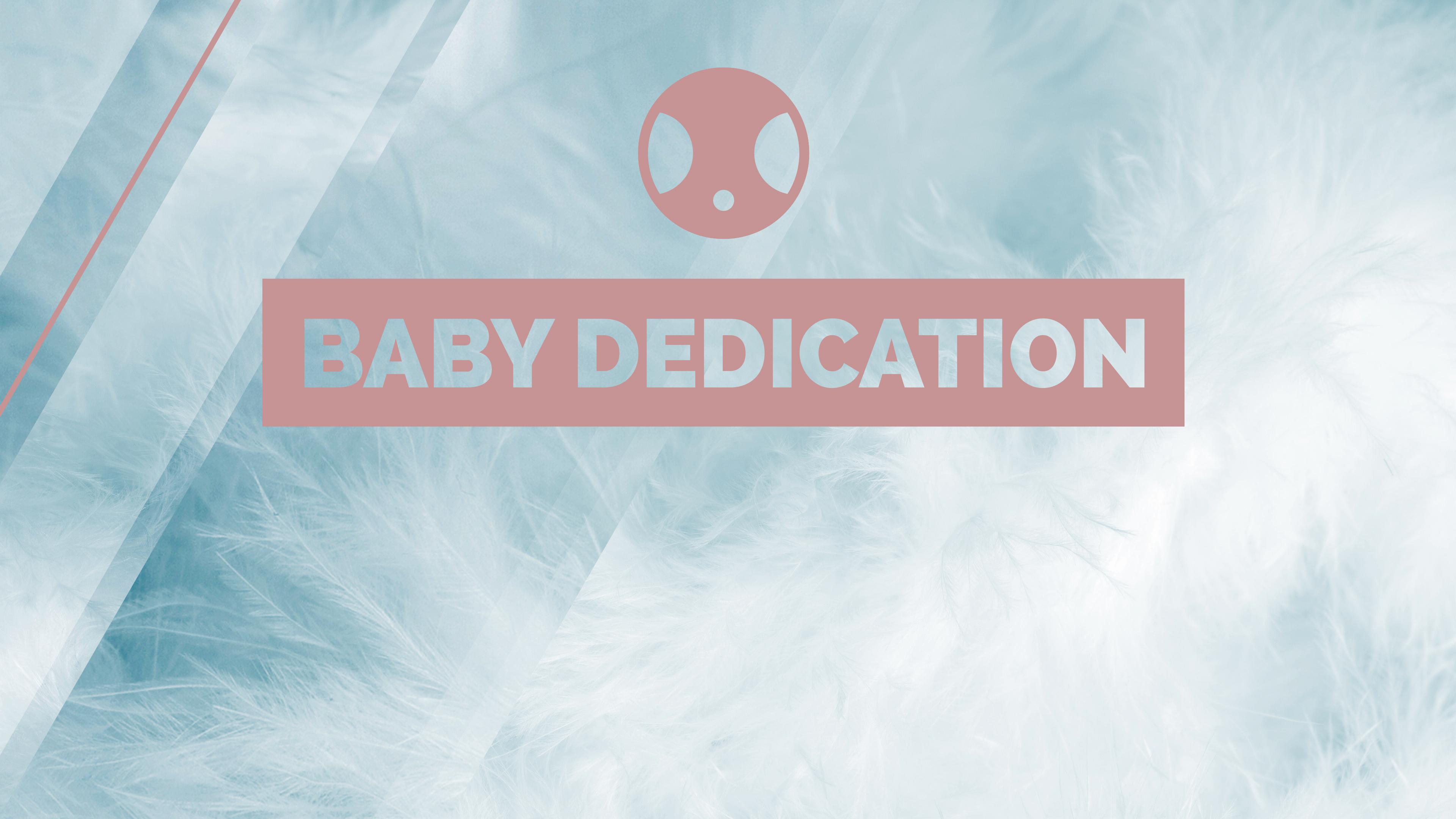 Baby dedication 2