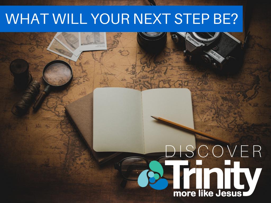 Discover trinity registrations logo