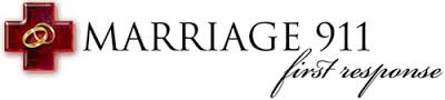Marriage 911 first response logo