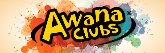 Awana clubs paint