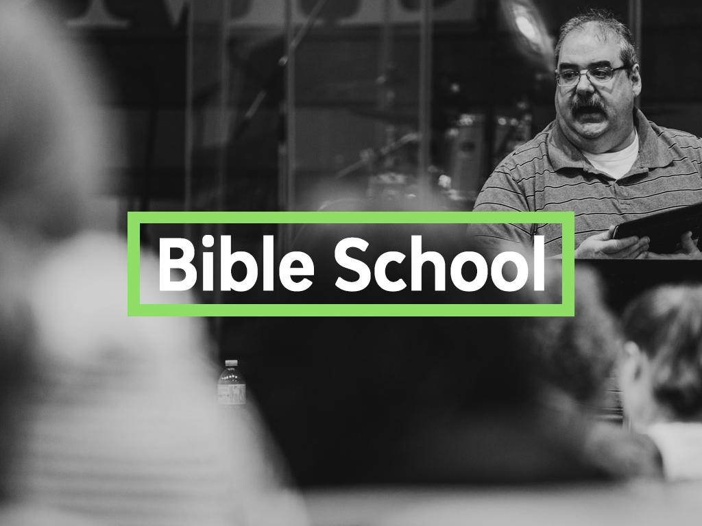 Bibleschool pco template