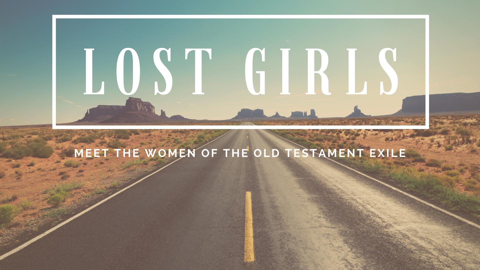 Lost girls logo