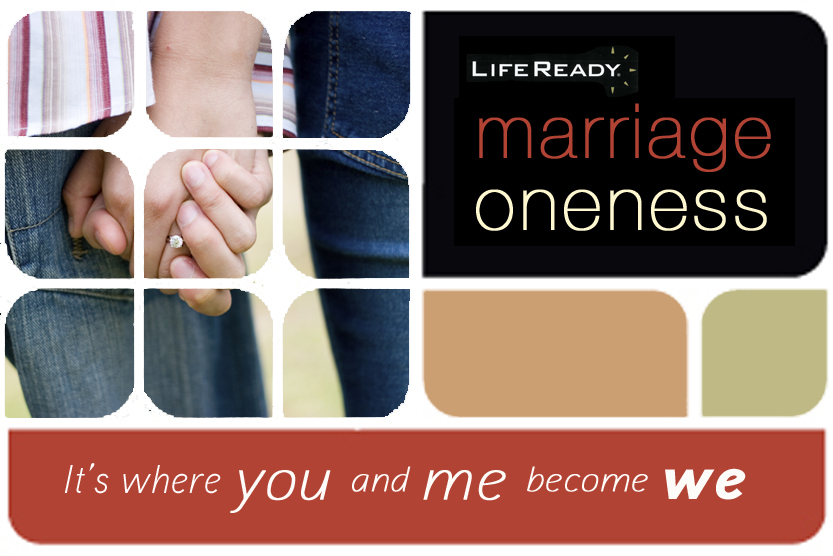 Marriage oneness banner