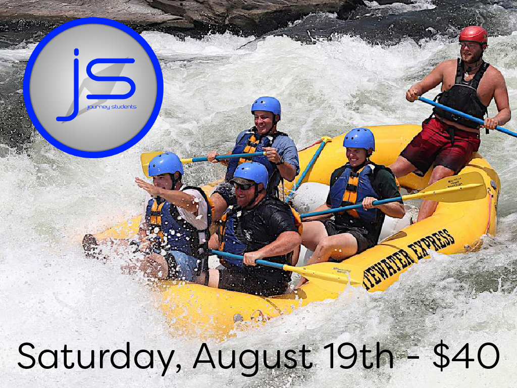 Whitewater rafting event pic 01