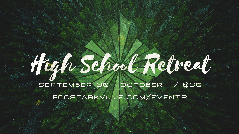 High school retreat v2