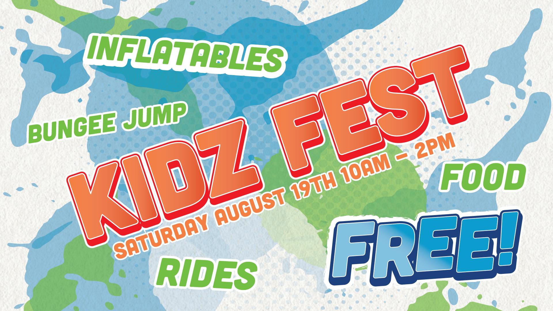 Kidzfest slide