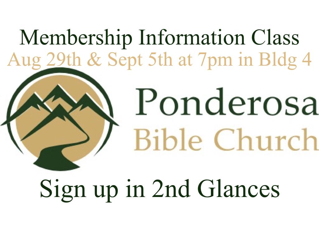 Membership info class square