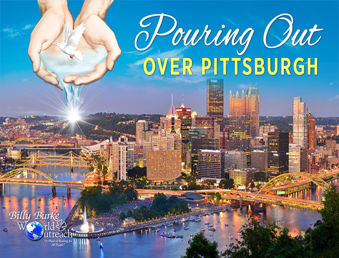 Pouring out over pittsburgh banner