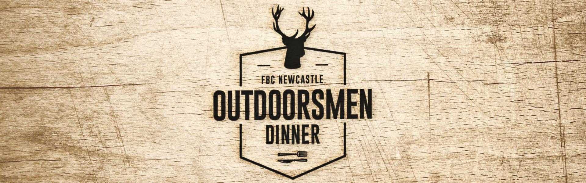 Outdoorsmen dinner web