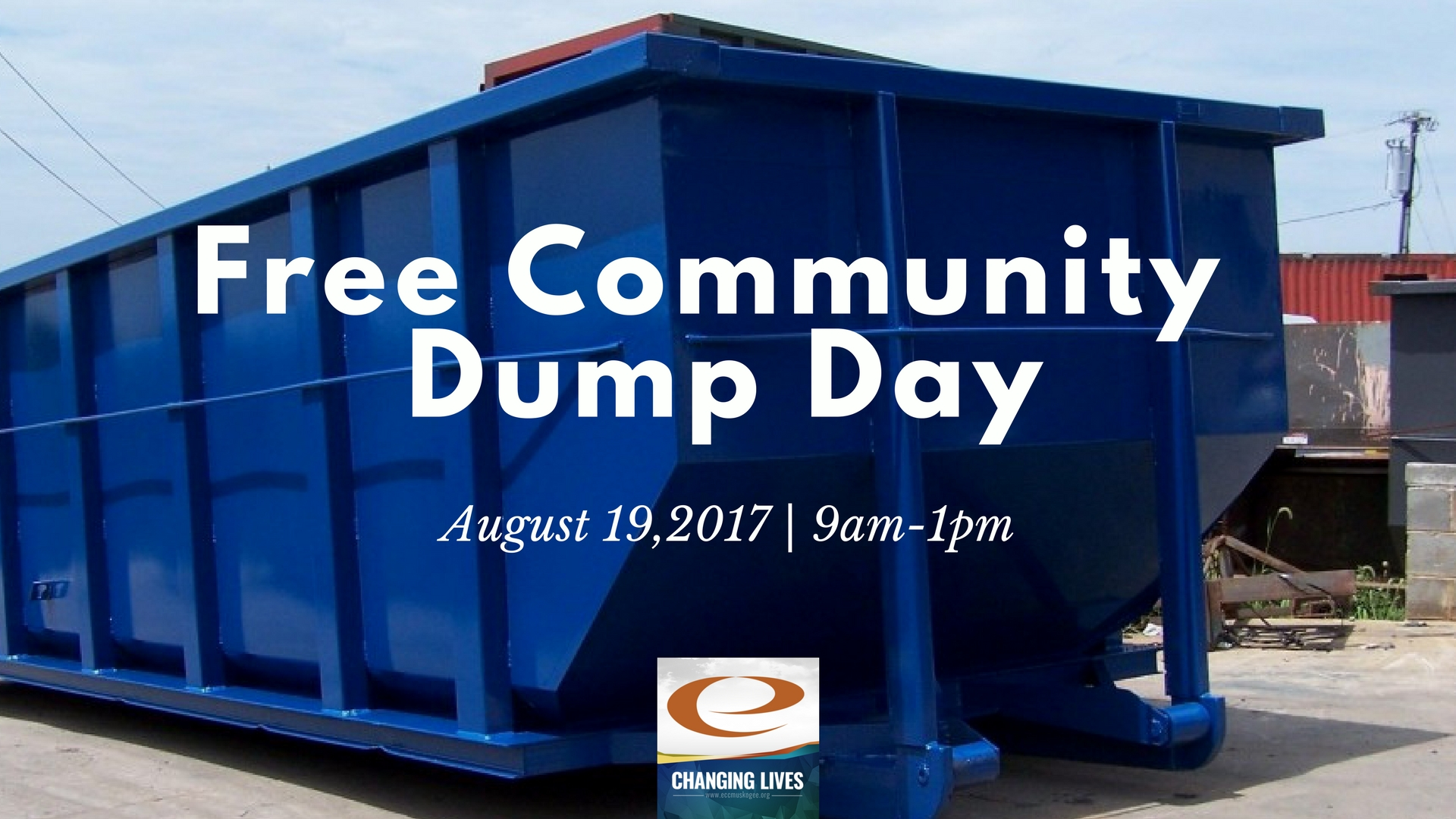 Community dump day 2017