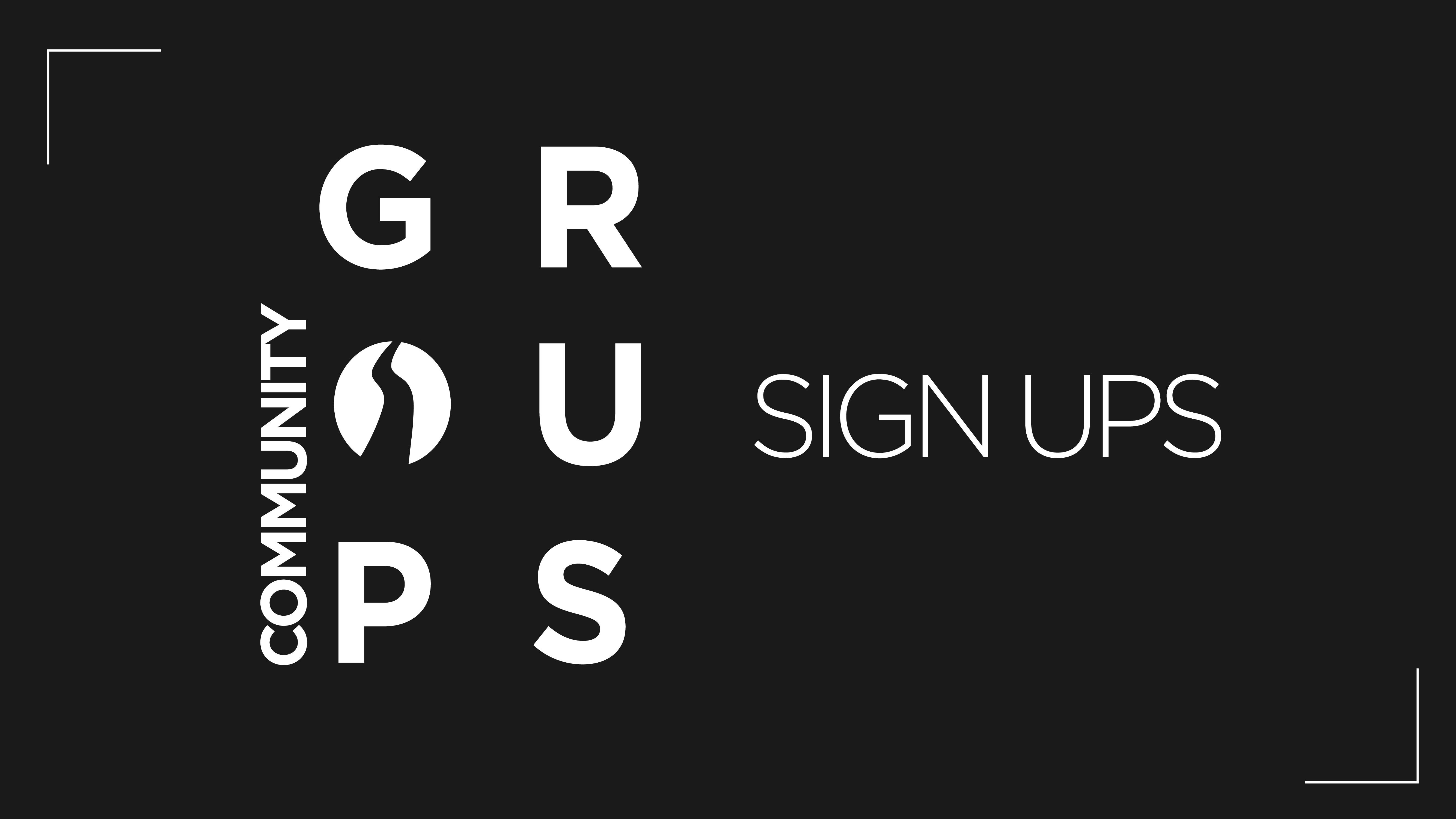Community groups web mailchimp 2