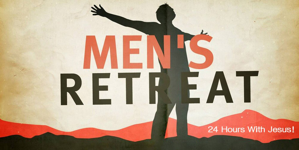 Mensretreat 2017   24 hours with jesus