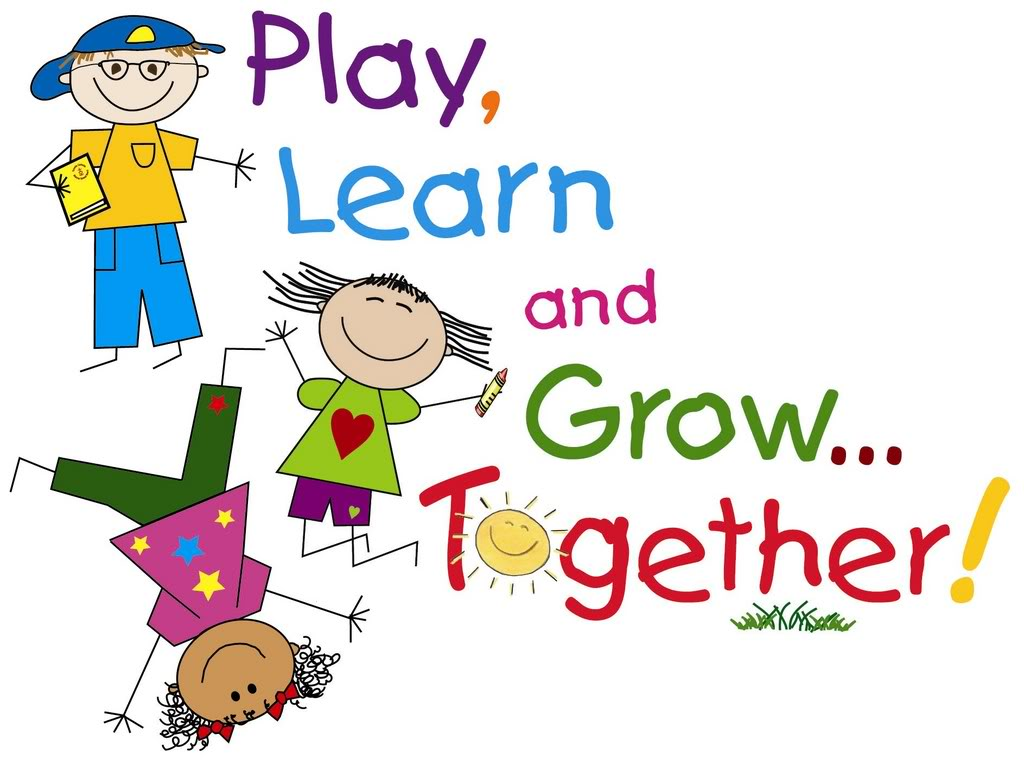 Logo daycare kids learn play image