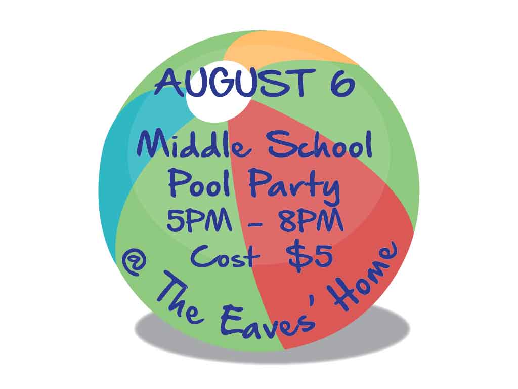 Middleschoolpoolparty pco