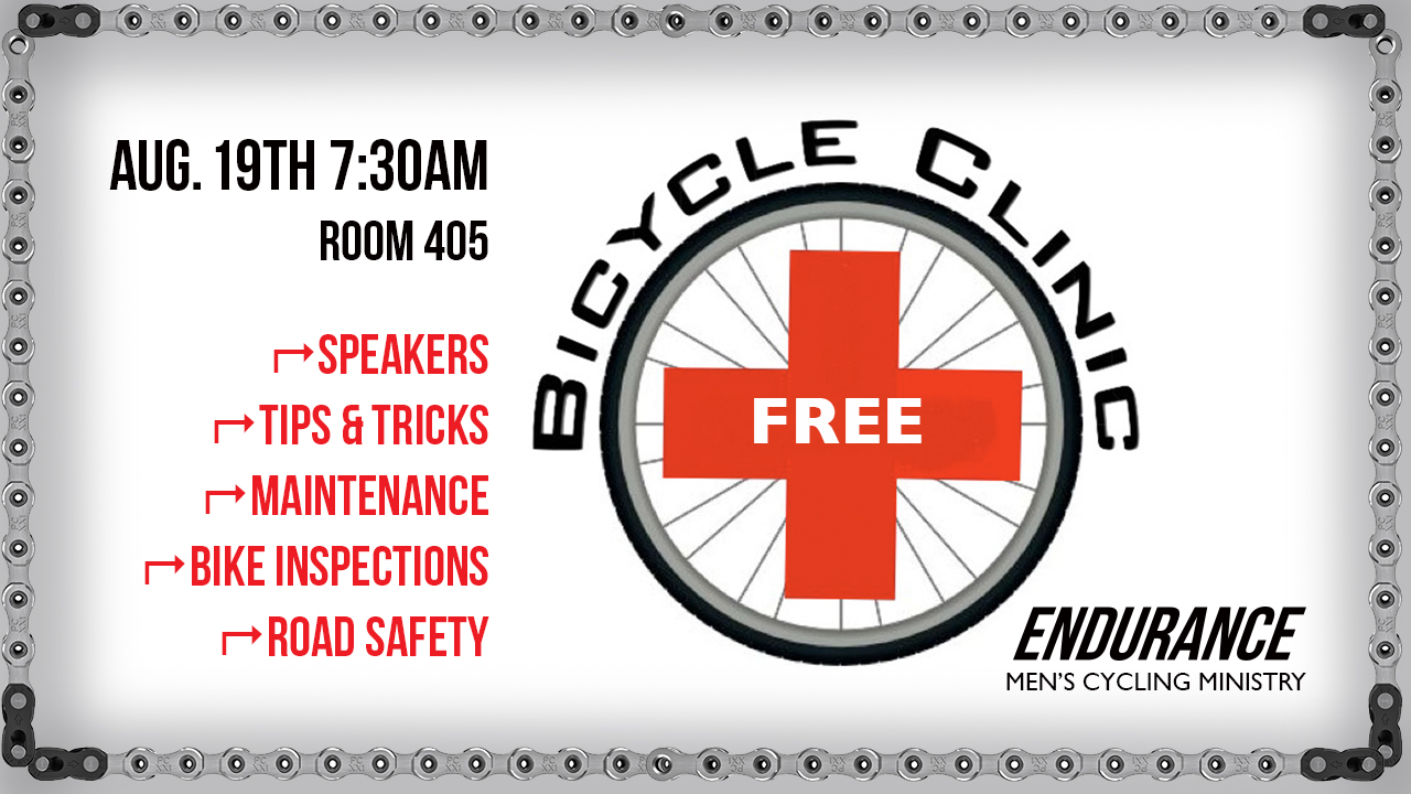 Cg bike clinic