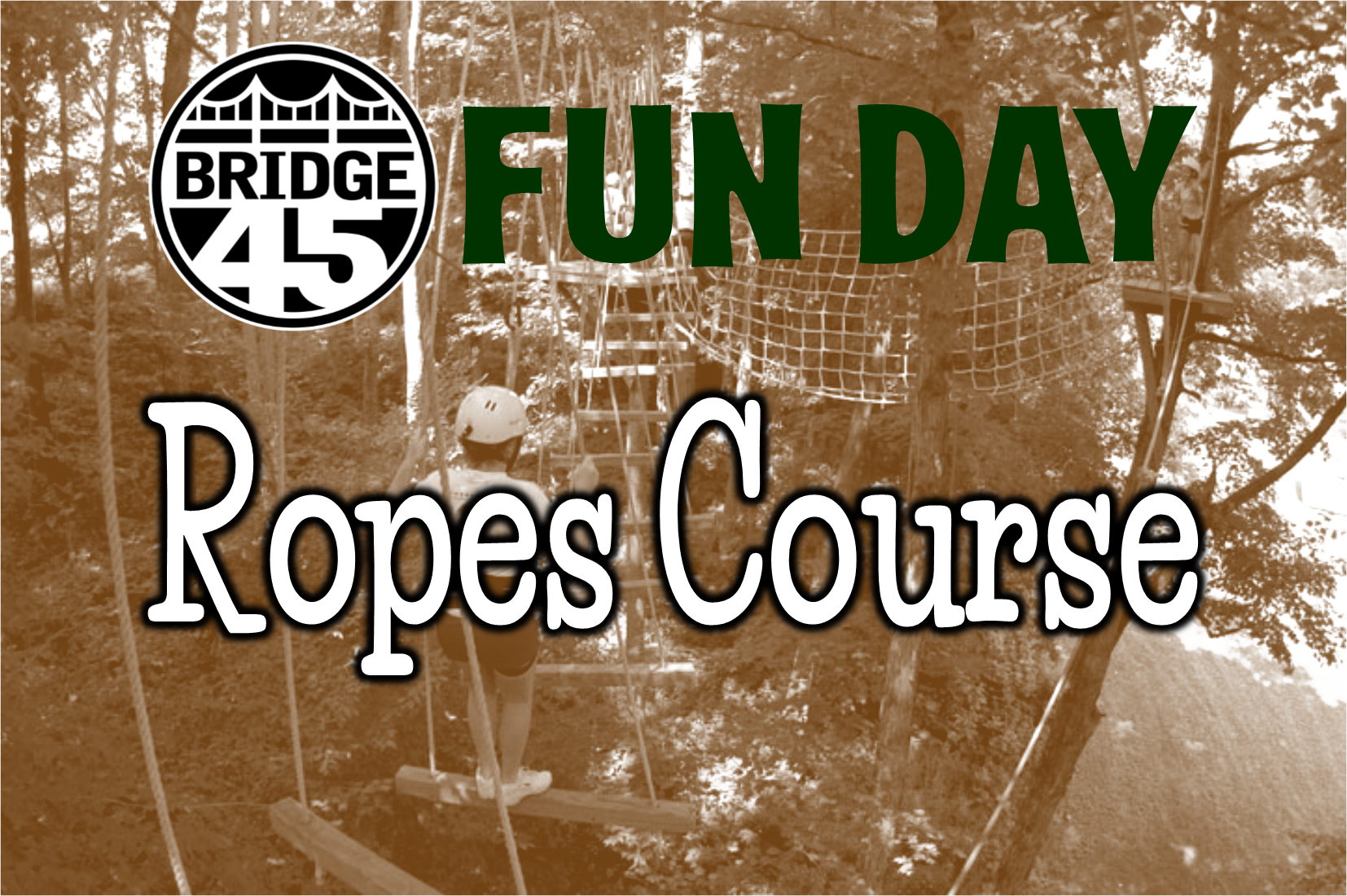 Ropes course reg logo