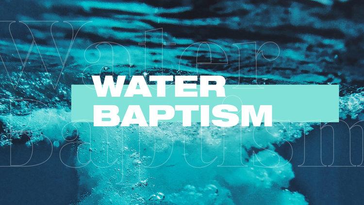 Event waterbaptism