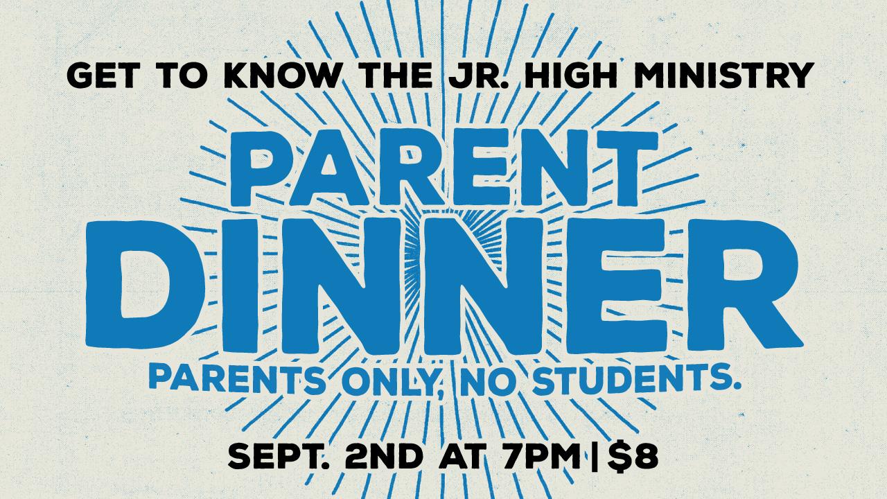 Parent dinner  1280x720