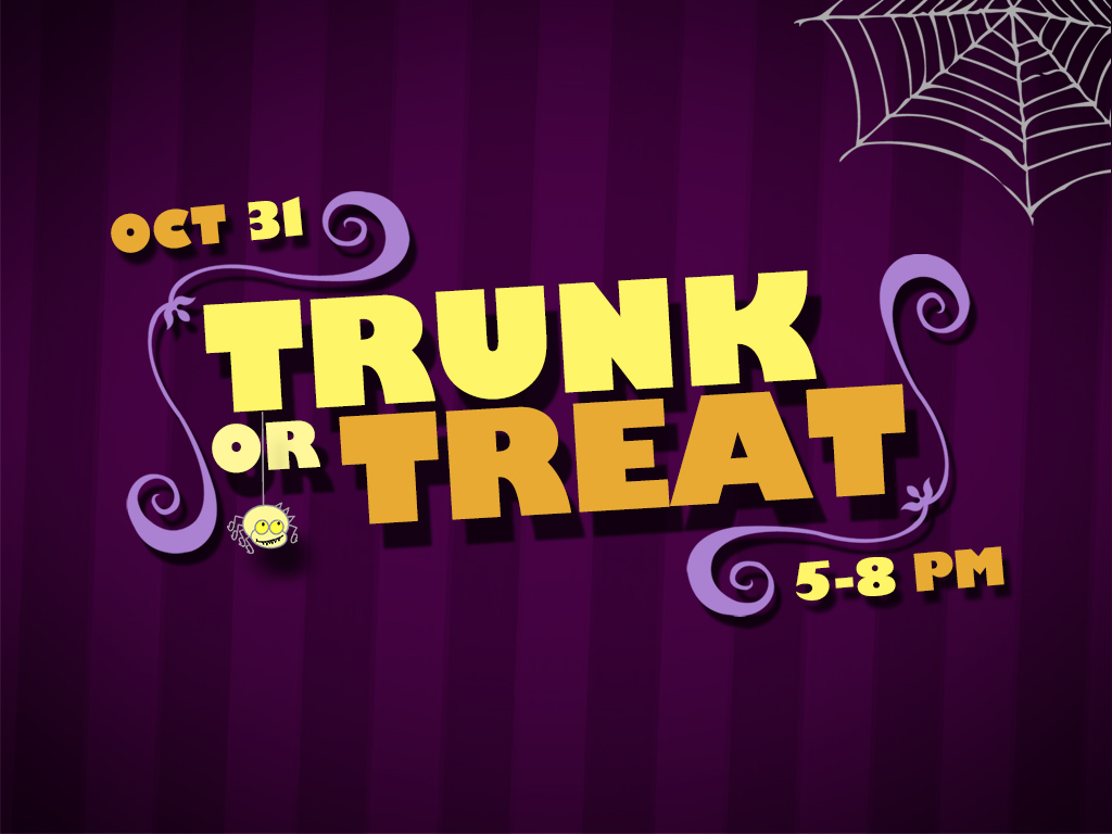 Trunk or treat registration