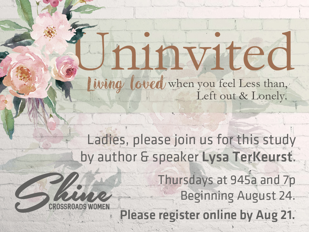 Uninvited registration 2