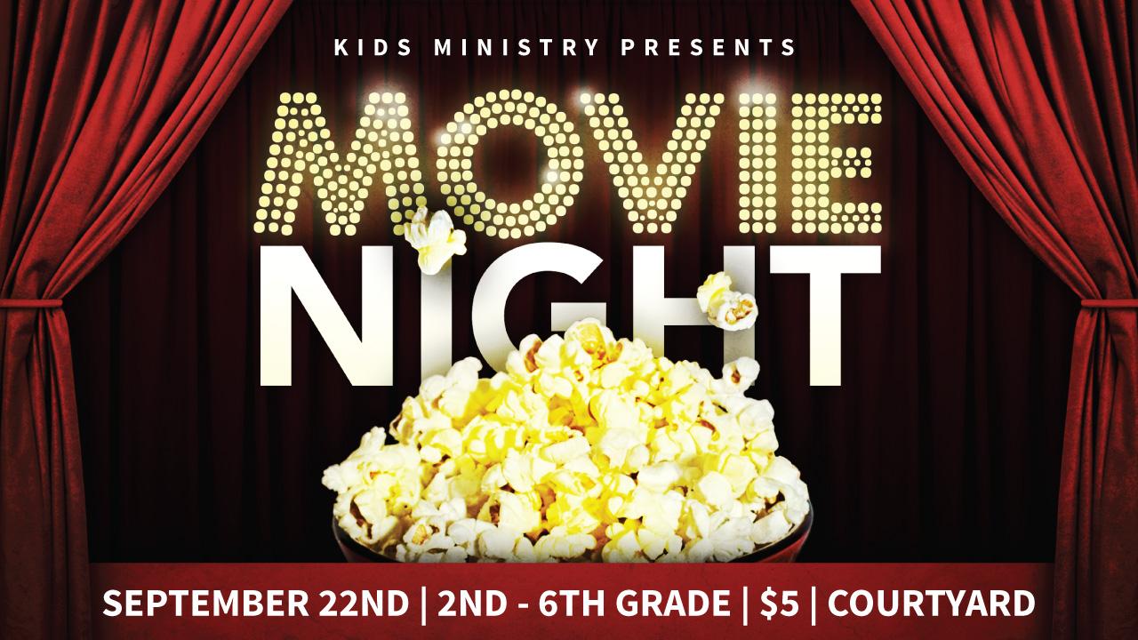 Movie night  1280x720